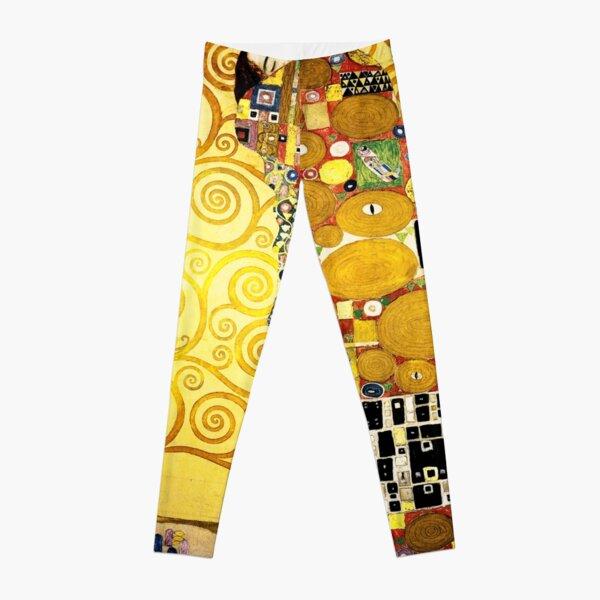 Gustav Klimt The Embrace Leggings