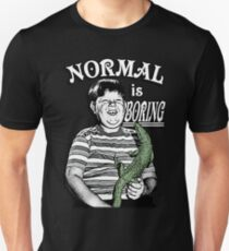 Pugsley: Normal is Boring T-Shirt