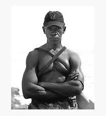 Africano Photographic Print