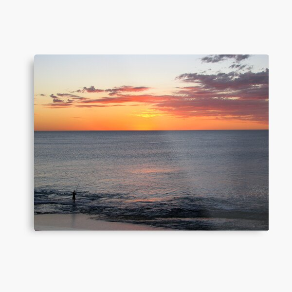 Far From The Maddening Crowd. Metal Print