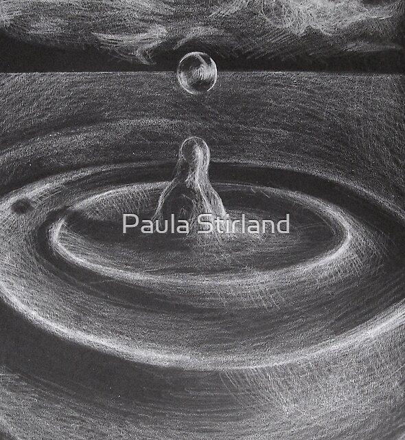 One drop raises the sea by Paula Stirland