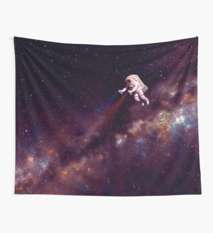 Shooting Stars Wall Tapestry