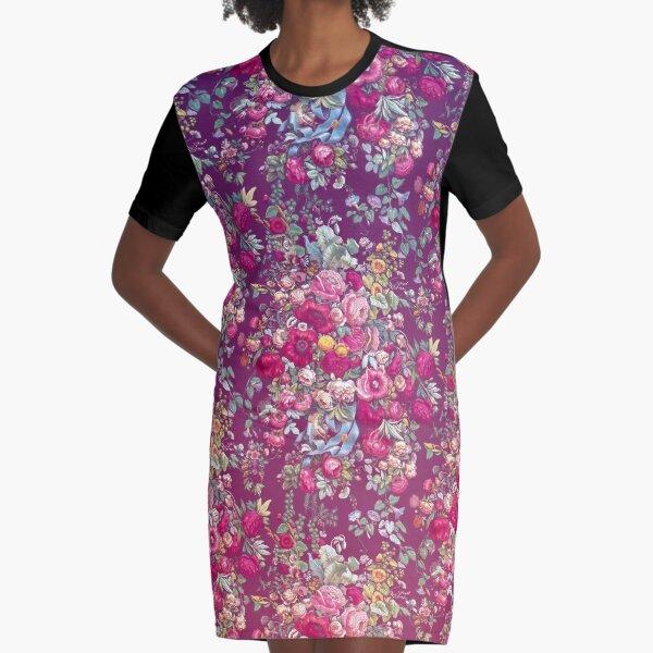 Bouquety T-Shirt Kleid