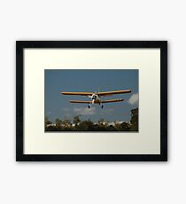 Antonov An-2 @ Caboolture Airshow 2011 Framed Print