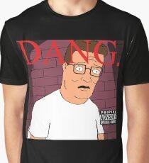 DANG! ----Hank Hill Graphic T-Shirt