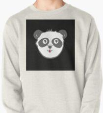 Black Panda Logo T-Shirt