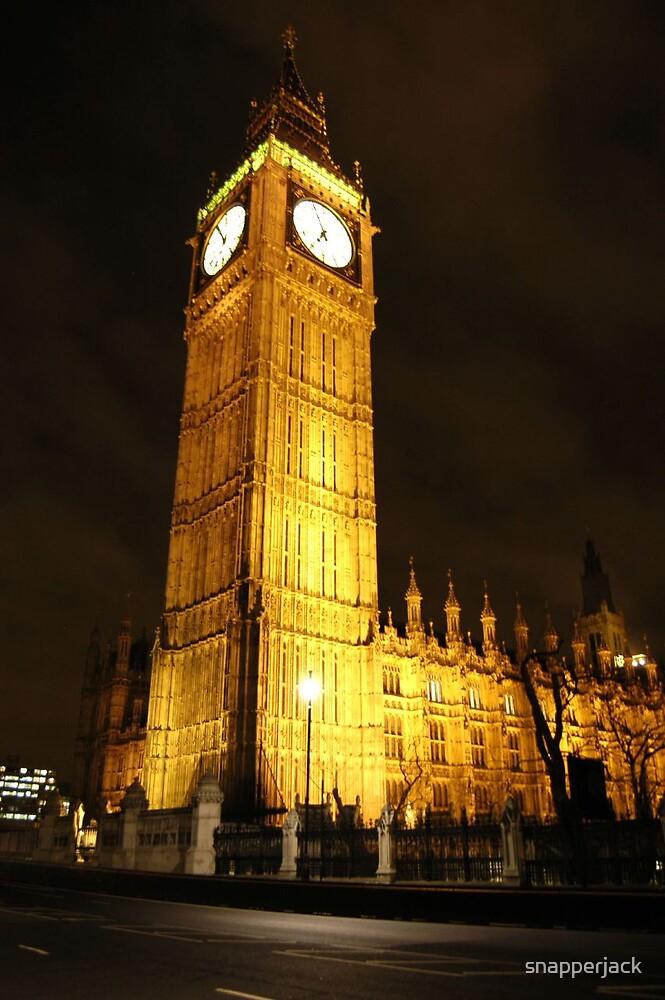 Big Ben by snapperjack
