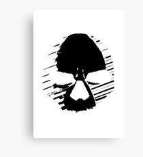 THE MIGHTY SKULL  Canvas Print