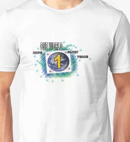 MvS-One World T-Shirt