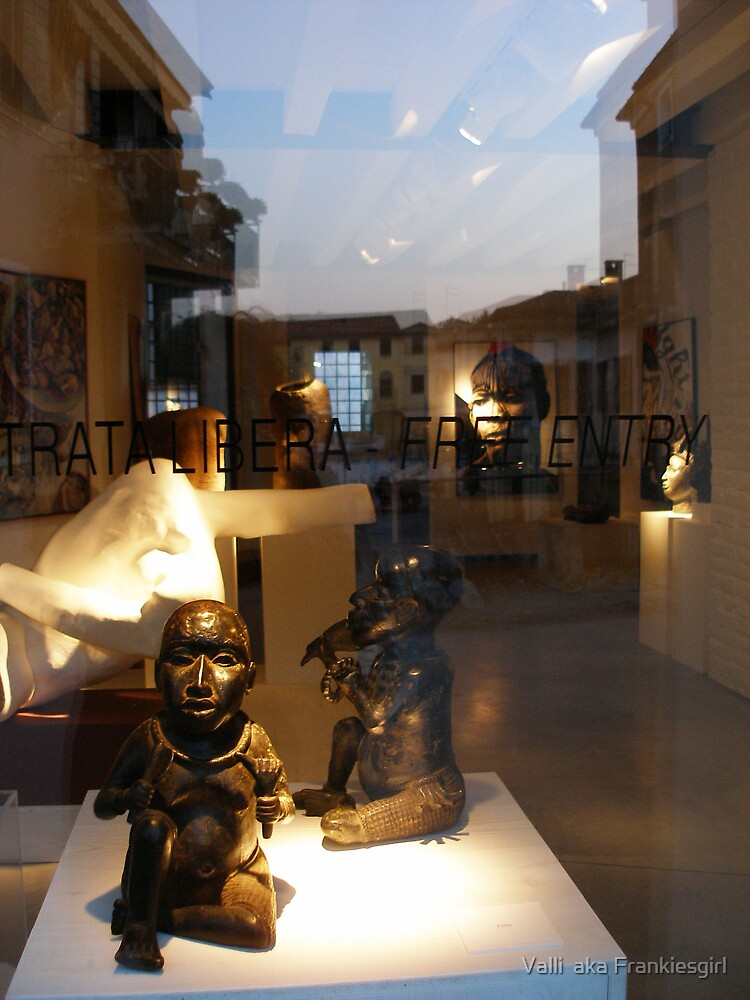 African Art Reflections by Valli  aka Frankiesgirl