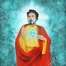 Saint Stark by Dextra Hoffman