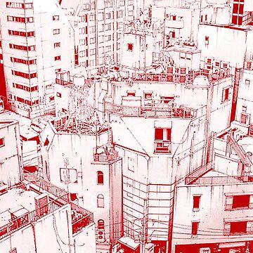 Manga background 03 by sonorosan