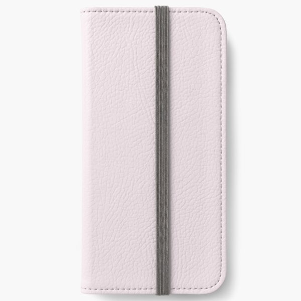Alice in rose gold - do you suppose she's a wildflower? iPhone Wallet