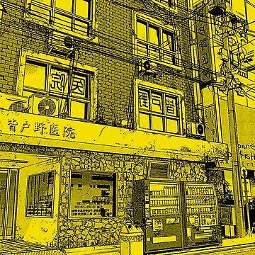 Manga background 06 by sonorosan