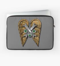 Steam Angel Laptop Sleeve