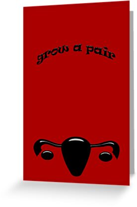 Grow A Pair by Dextra Hoffman