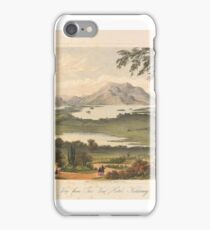 Stark Brothers,  16 Lower Sackville Street, Dublin, lithographs of Dublin, Killarney in Kerry 5 iPhone Case/Skin