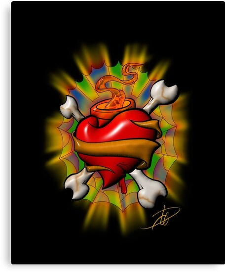 Sacred Pirate Heart by Dextra Hoffman