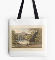 Stark Brothers,  16 Lower Sackville Street, Dublin, lithographs of Dublin, Killarney in Kerry 12 Tote Bag