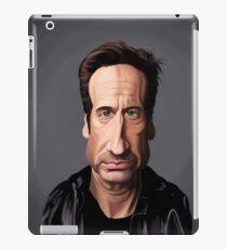 Celebrity Sunday - David Duchovny iPad Case/Skin