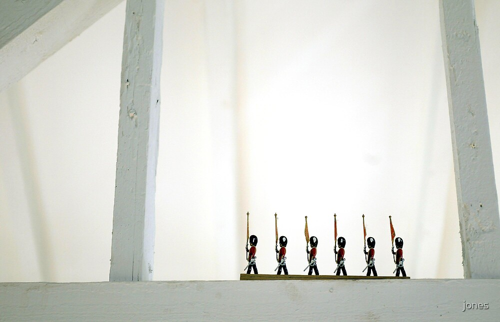 Toy Soldiers by jones