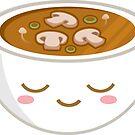 Mushroom Soup by Elisecv