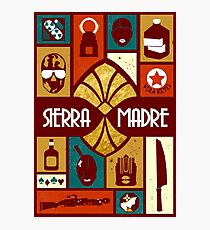 Sierra Madre  Photographic Print