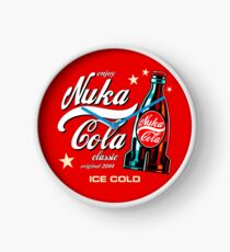Nuka Cola Clock