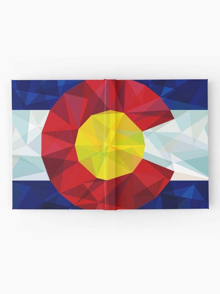 Alternate view of Colorado Hardcover Journal