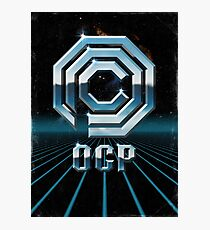 OCP 80s Photographic Print