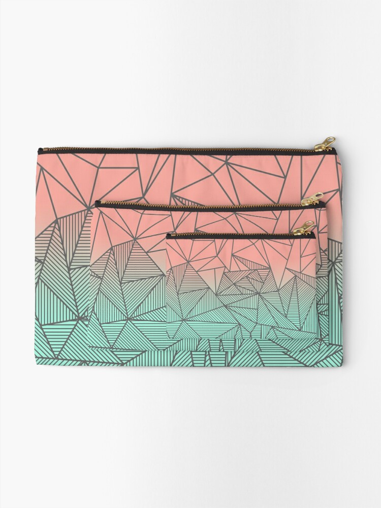 Alternate view of Bodhi Rays Zipper Pouch