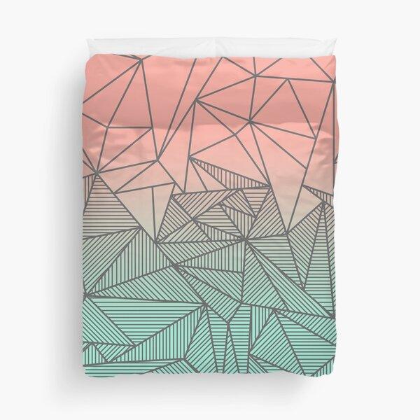 Bodhi Rays Duvet Cover