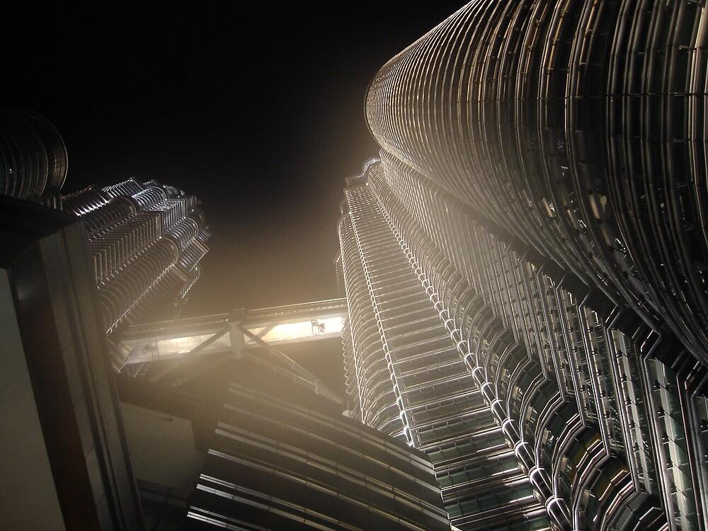 Petronas Towers by Jo Long
