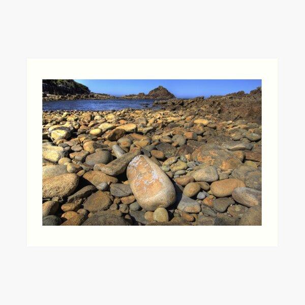 1434 Mimosa Rocks 2 Art Print