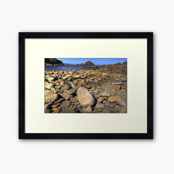 1434 Mimosa Rocks 2 Framed Art Print