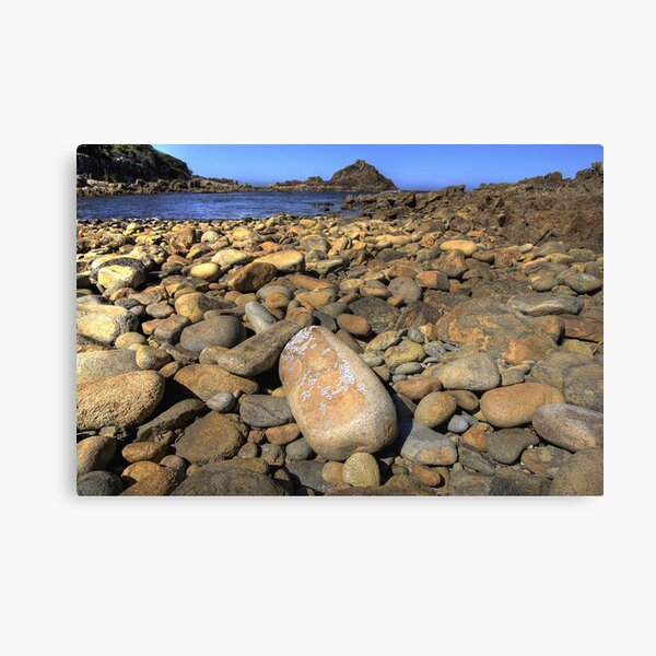 1434 Mimosa Rocks 2 Canvas Print