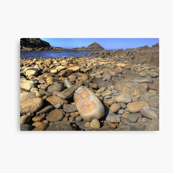1434 Mimosa Rocks 2 Metal Print
