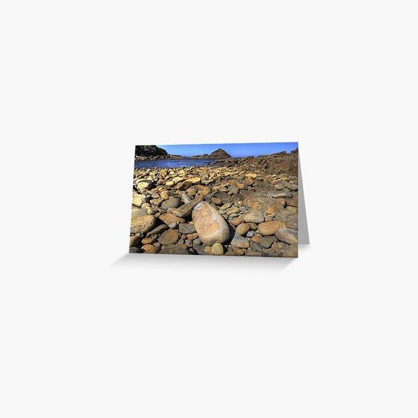 1434 Mimosa Rocks 2 Greeting Card