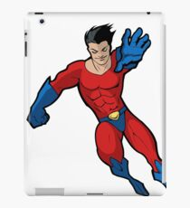 superhero iPad Case/Skin