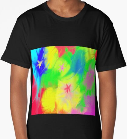 Spring is coming! Long T-Shirt