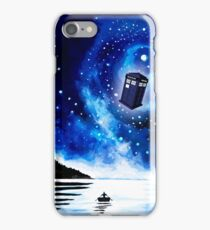 Tardis Doctor Who iPhone Case/Skin