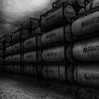 oil storage by Nicole W.
