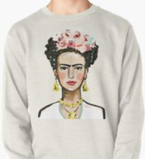 Frida Kahlo Color T-Shirt Pullover