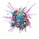 Sound evolution by jordygraph
