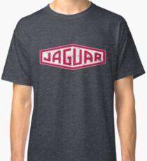 Jaguar Heritage Distressed Logo Classic T-Shirt