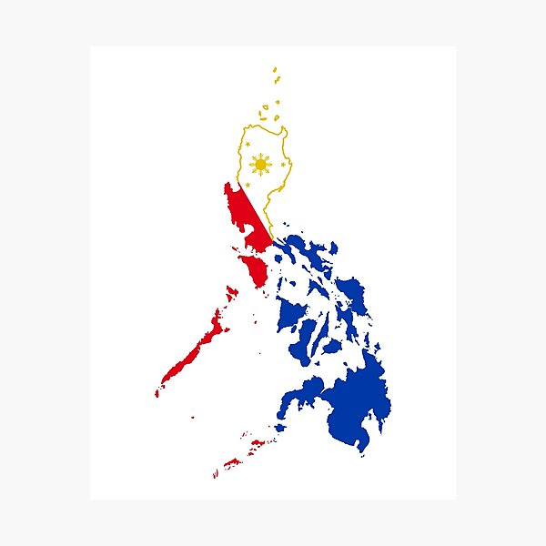 Flag of the Philippines Photographic Print