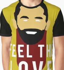 Can you Feel The Love Tonight Graphic T-Shirt