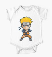 Naruto One Piece - Short Sleeve