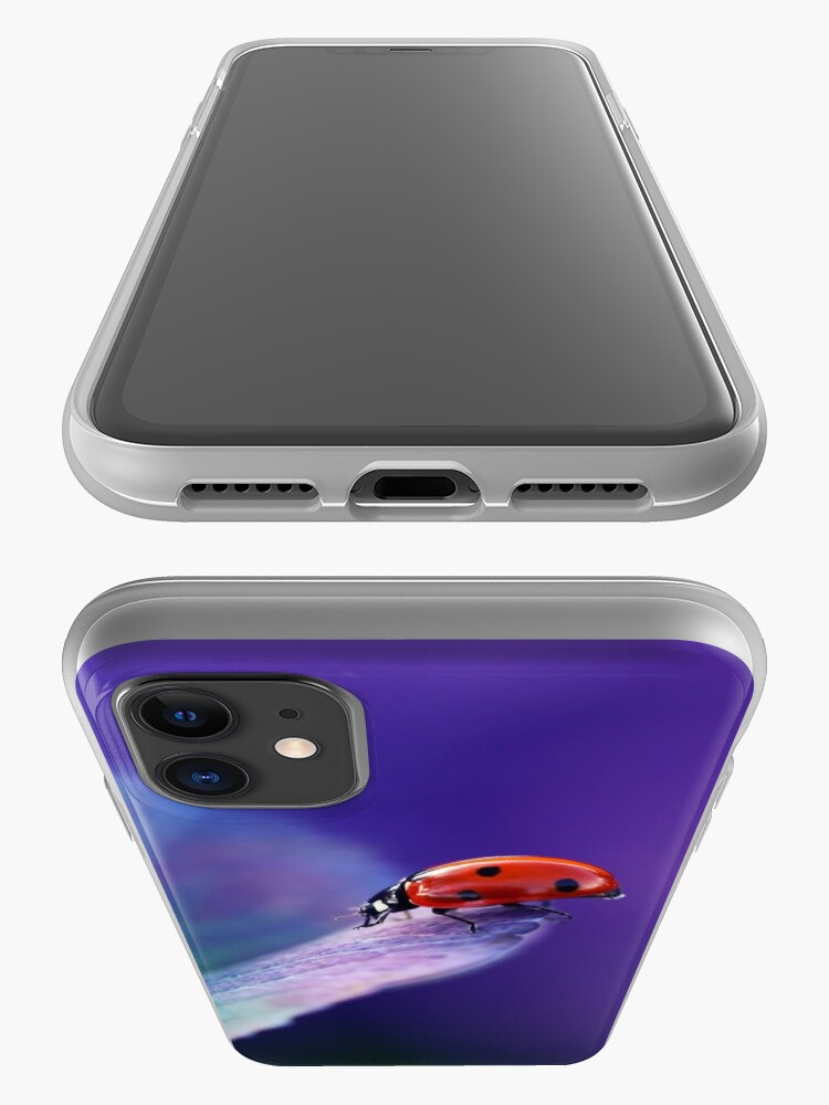 Alternate view of Ladybird....... iPhone Case & Cover