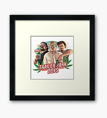 Trailer Park Boys Framed Print